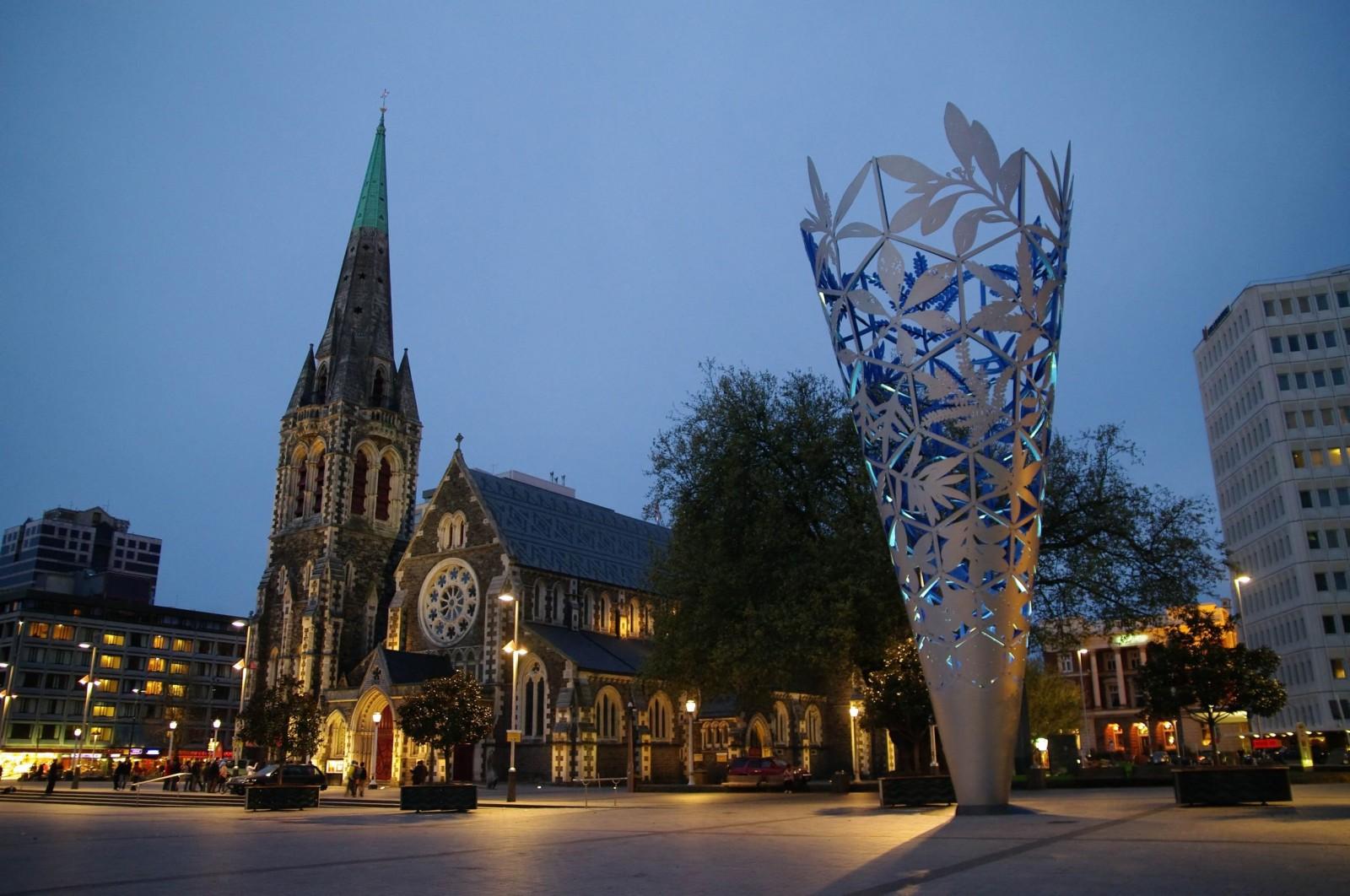 Kết quả hình ảnh cho thành phố Christchurch
