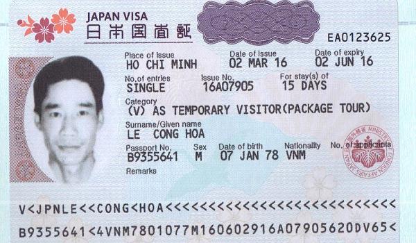 Du lịch Hoàng Nguyên là Đại lý ủy thác của Đại sứ quán Nhật Bản