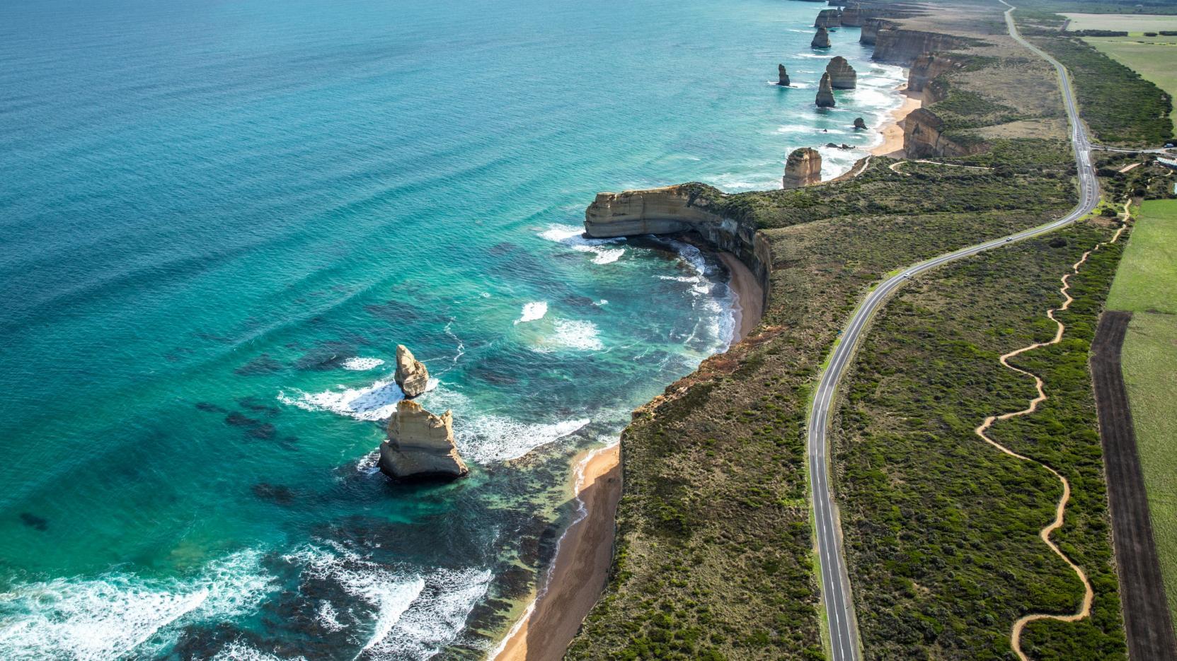 Ba tuần du lịch trải nghiệm từ Melbourne