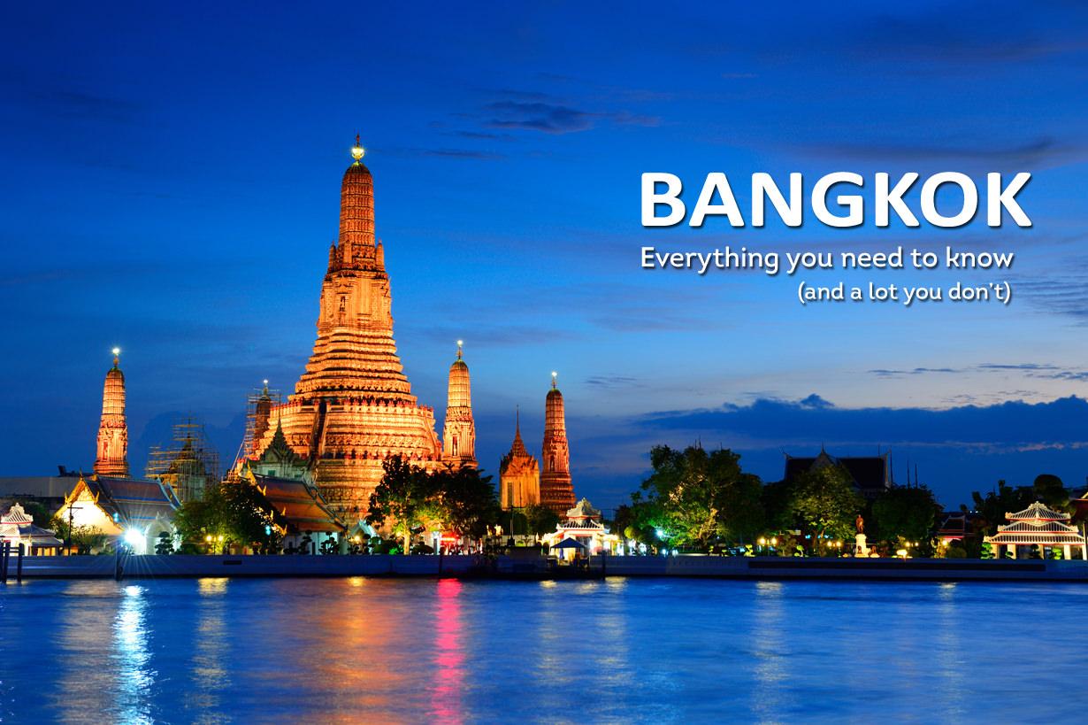 Hà Nội - Bangkok-Pattaya - Hà Nội 5 ngày