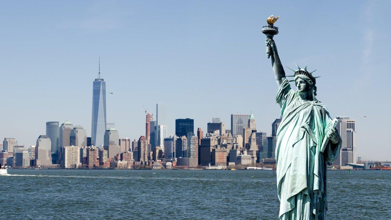 BỜ ĐÔNG HOA KỲ: NEW YORK – PHILADELPHIA – WASHINGTON DC  CORNING GLASS - BUFFALO – THÁC NIAGARA – BO