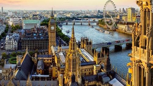 Nước Anh có gì nổi tiếng
