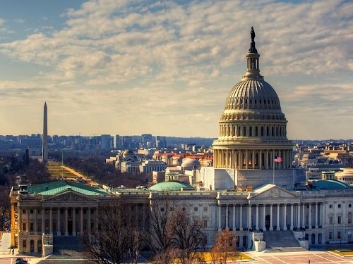 Washington là thủ đô của nước nào?